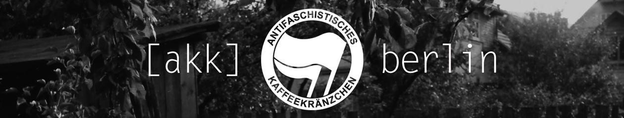 Antifaschistisches Kaffeekränzchen Berlin